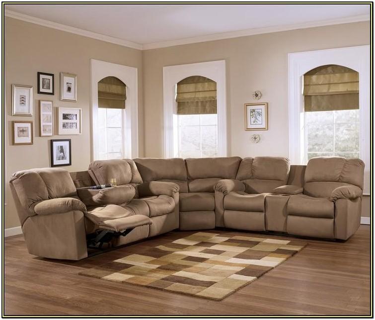 Nebraska Furniture Living Room