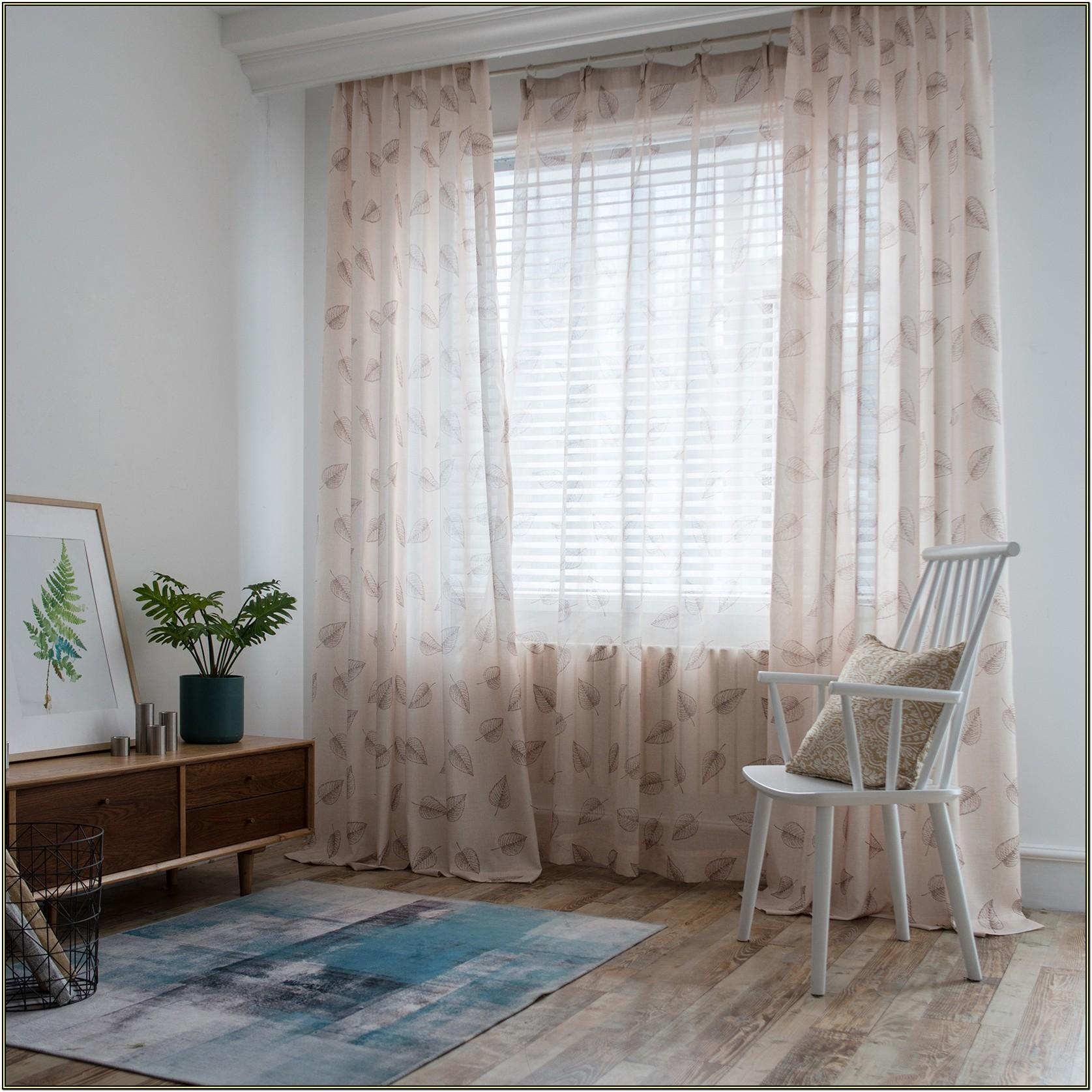 Off White Curtains Living Room