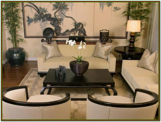 Oriental Living Room Decor