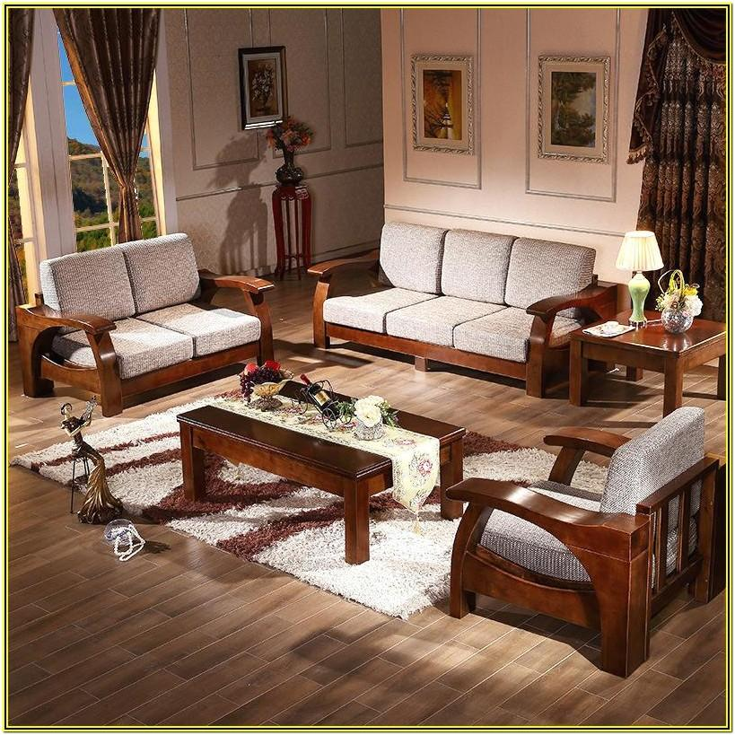 Oriental Living Room Set