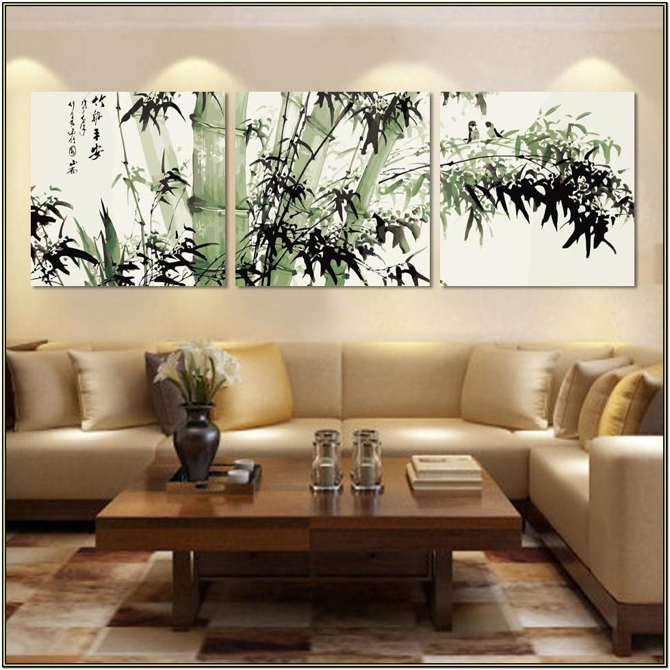 Oversized Canvas Wall Art For Living Room