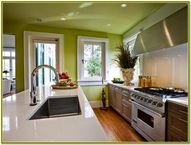 Paint Color Schemes Kitchen Living Room
