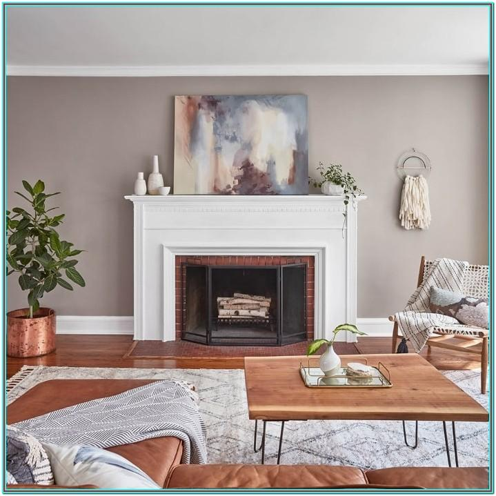 Peaceful 2020 Living Room Colors
