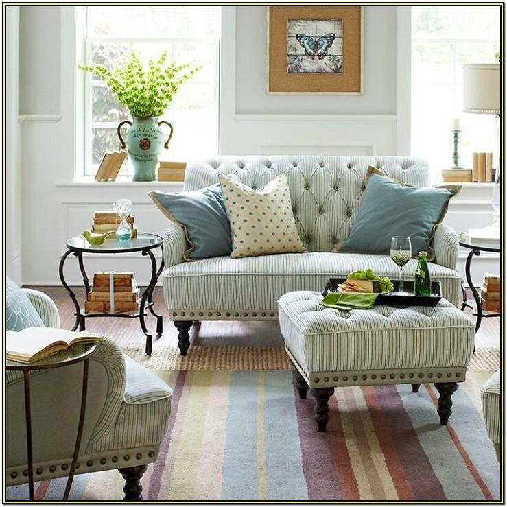 Pier 1 Imports Living Room