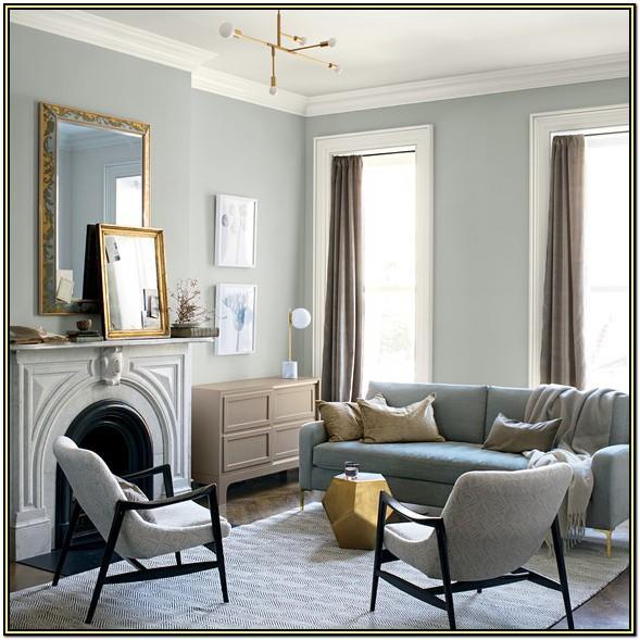 Popular Living Room Behr Paint Colors