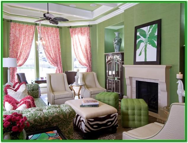 Popular Living Room Color Schemes