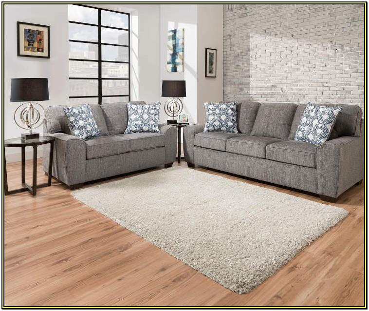 Redding Gray Living Room Collection