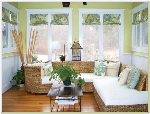 Roman Blind Ideas For Living Room