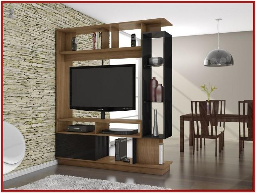 Room Divider Living Room Partition With Tv Unit