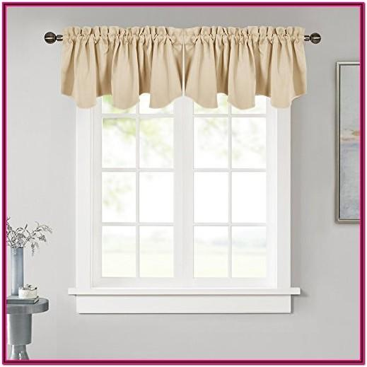 Scalloped Valances For Living Room