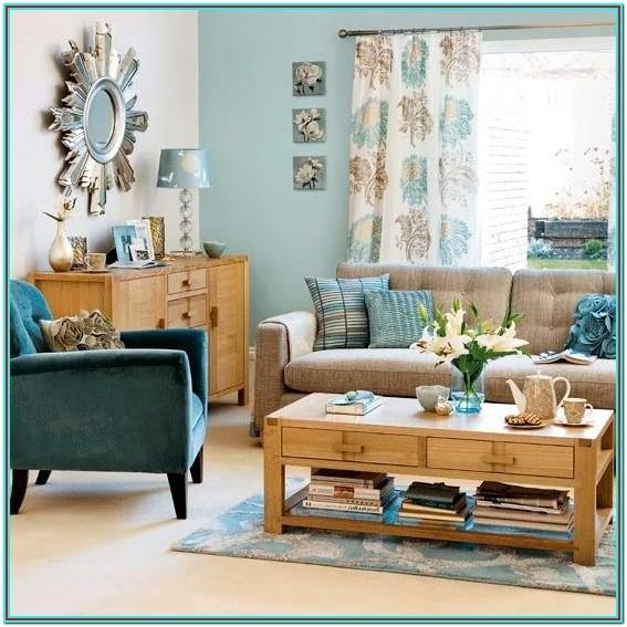 Seafoam Green Living Room Decor