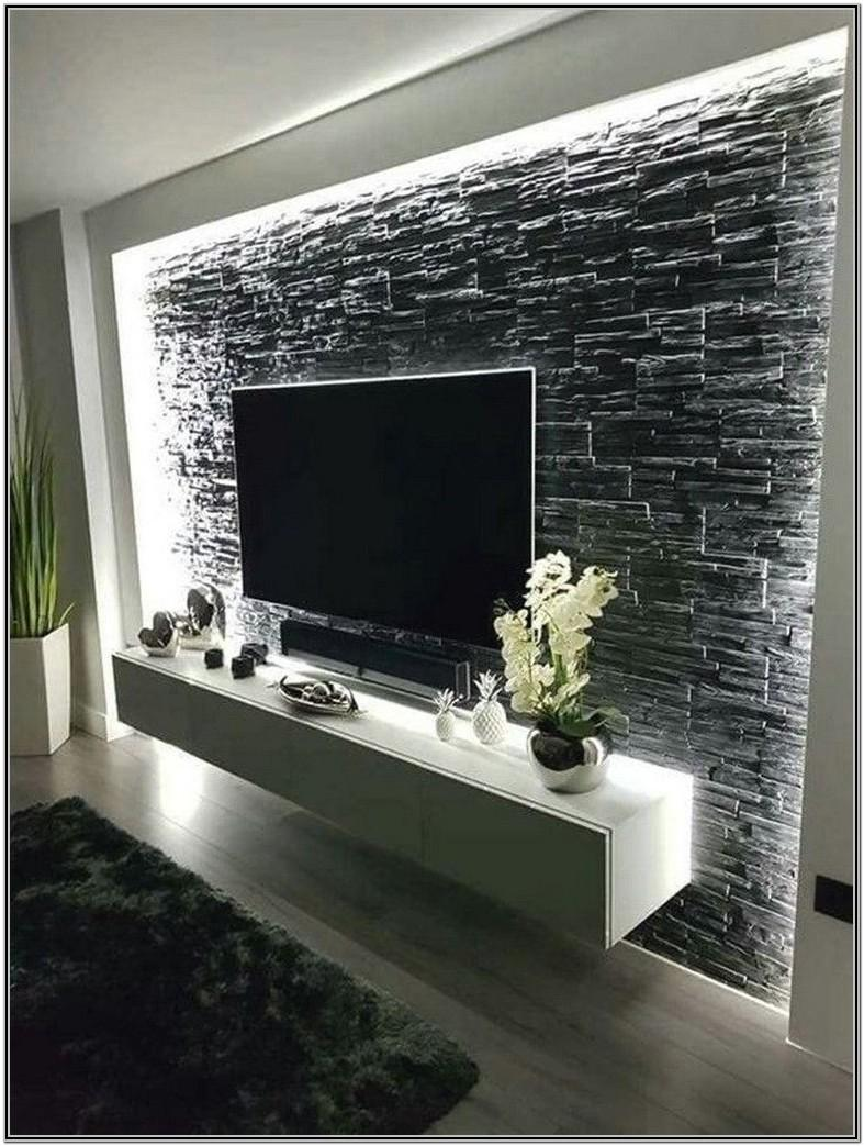 Simple Wall Unit Designs For Living Room