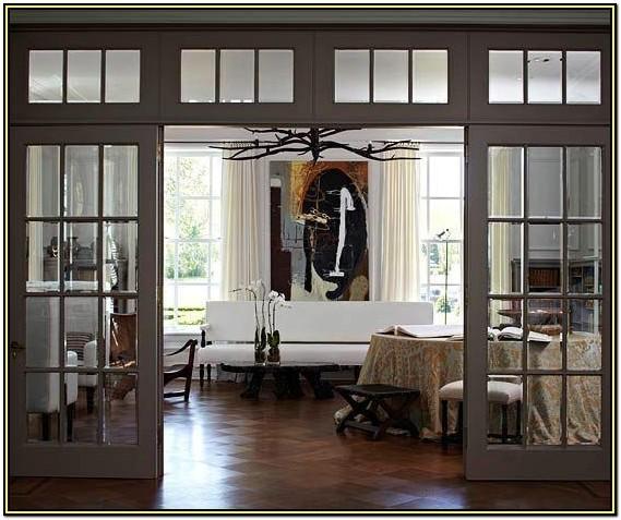 Single Glass Door Designs For Living Room
