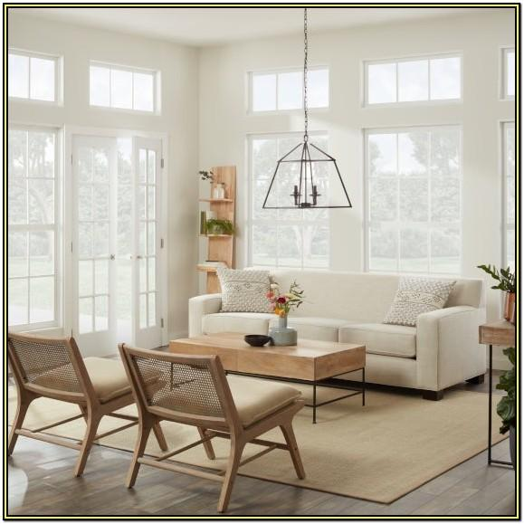 Small Living Room Area Rug Size
