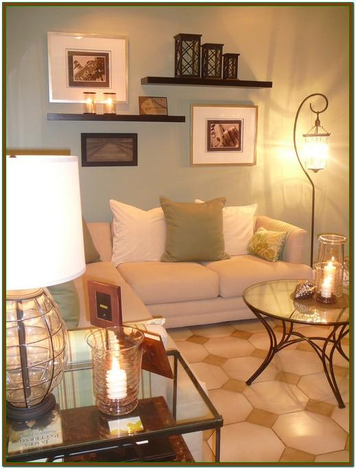 Small Living Room Wall Decor Ideas
