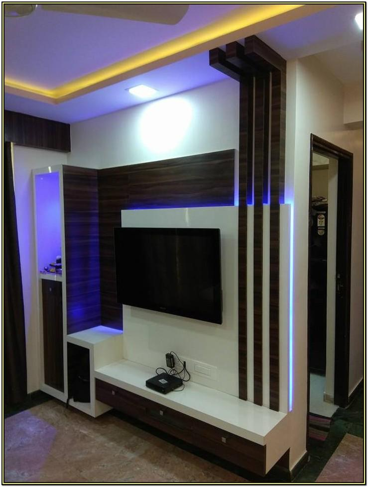 Small Space Living Room Tv Unit Design For Hall 2018