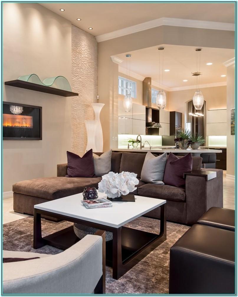 Sofia Vergara Living Room