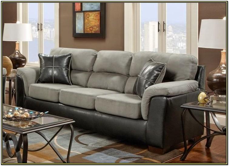 Suede Living Room Furniture Sets