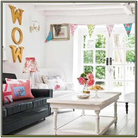 Summer Decor For Living Room