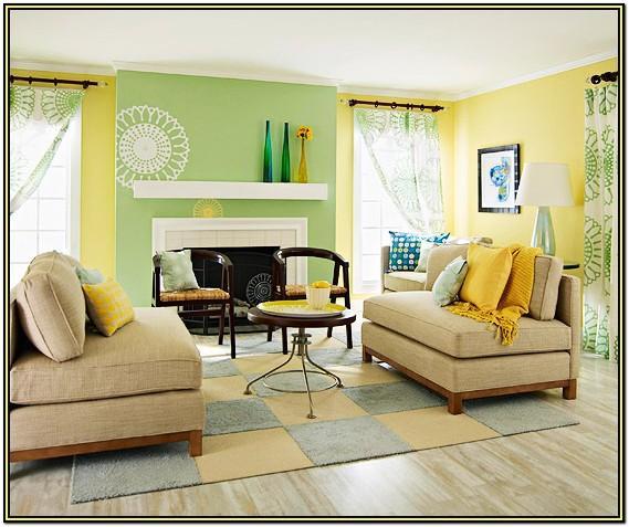 Summer Decor Ideas For Living Room