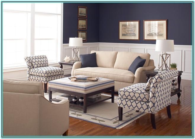 Tan Living Room Chair