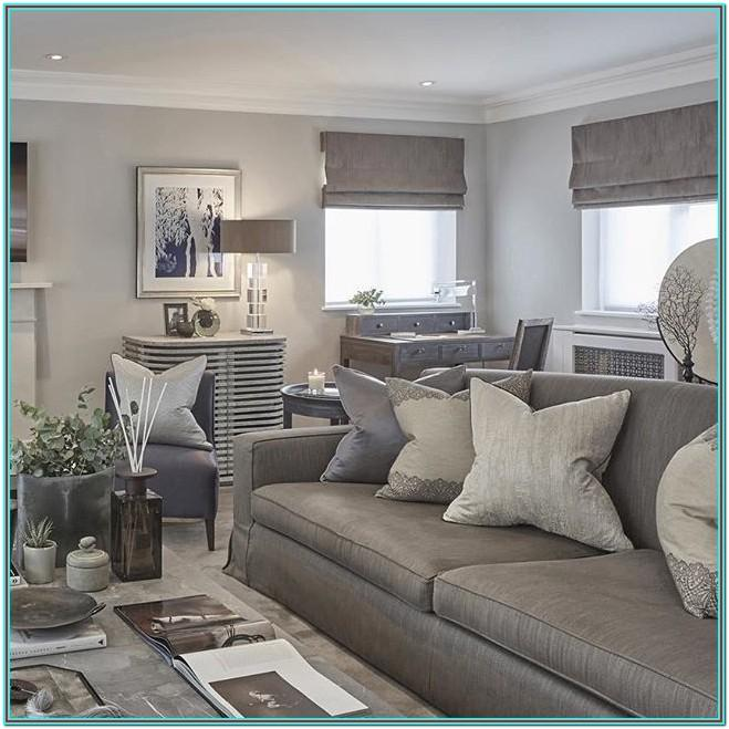 Taupe And Grey Living Room Ideas
