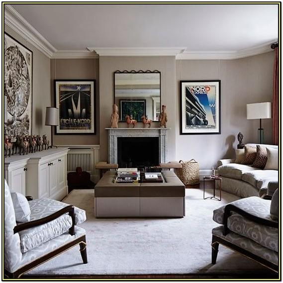 Taupe Couch Living Room Ideas