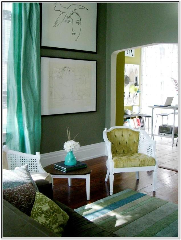 Top 5 Living Room Colors