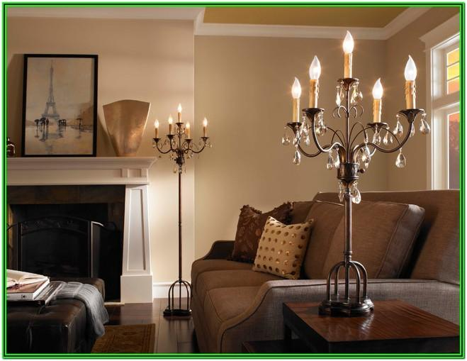 Traditional Floor Lamps For Living Room