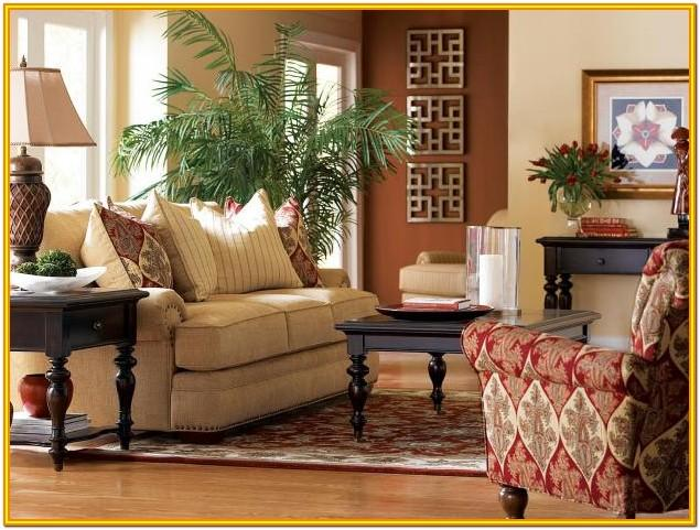 Traditional Living Room Neutral Paint Ideas