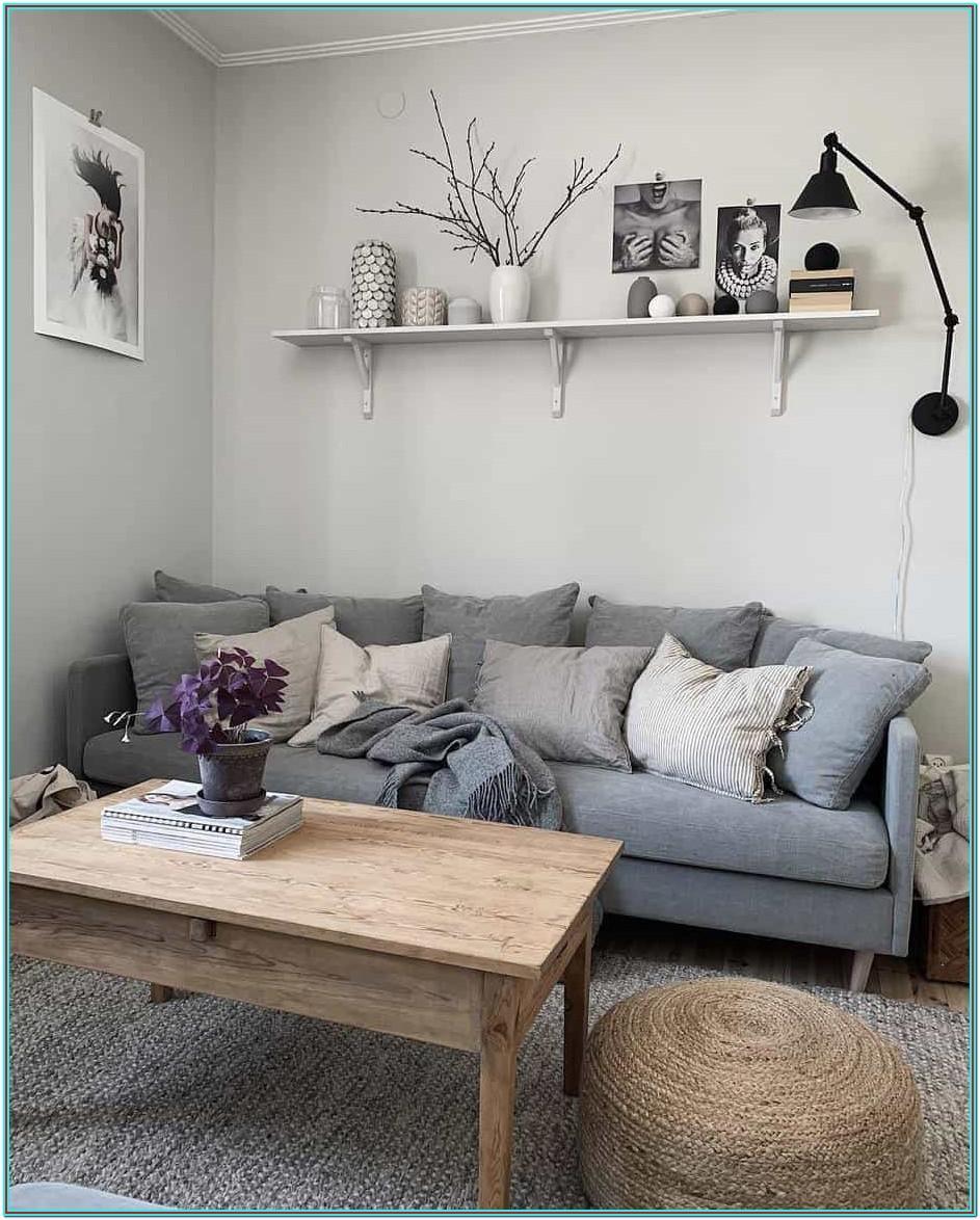 Trending Living Room Colors 2020