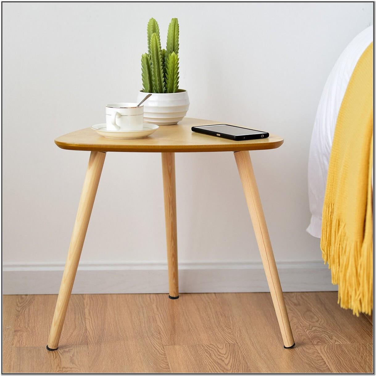 Triangle End Tables For Living Room