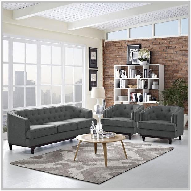 Upholstered Living Room Sets