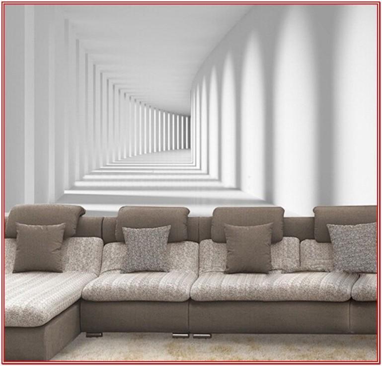 Wall Design Modern 3d Wallpaper For Living Room
