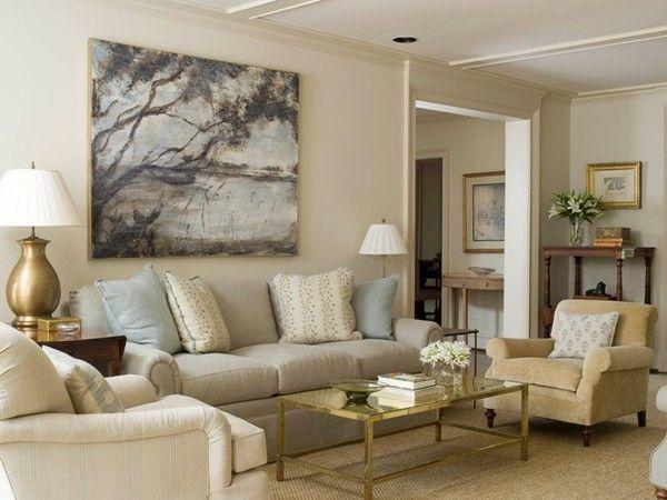 Warm Beige Paint Colors For Living Room
