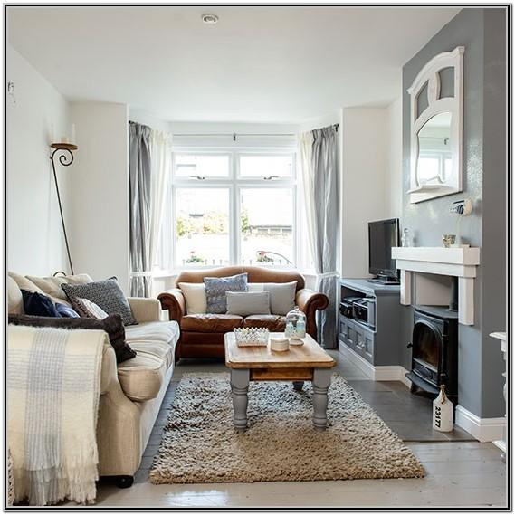 White And Grey Living Room Designs
