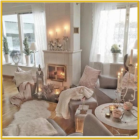 White Grey And Gold Living Room Ideas