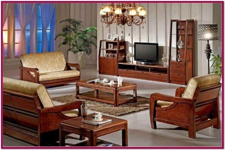 Wooden Living Room Set Philippines