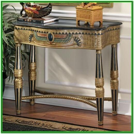 Ancient Egyptian Egyptian Living Room Furniture