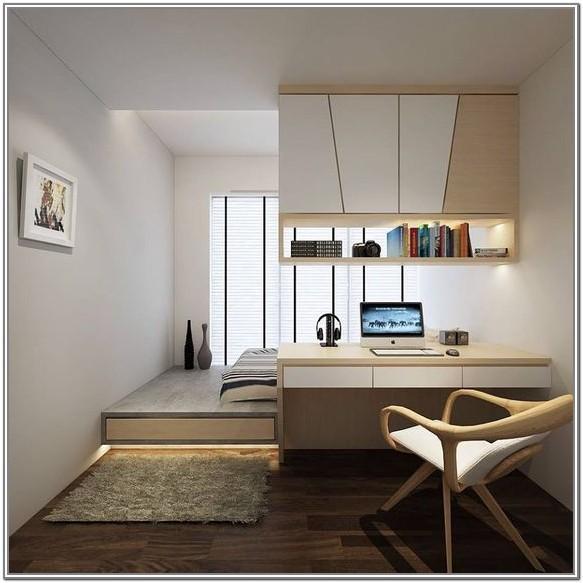 Apartment Bedroom Living Room Divider