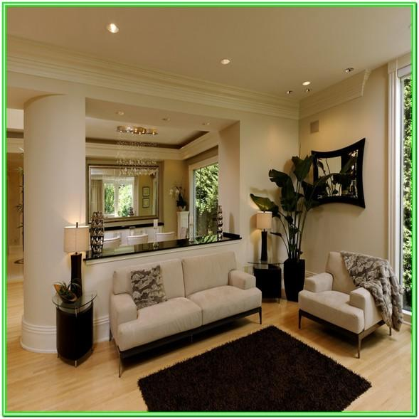 Best Living Room Colors With Wood Trim