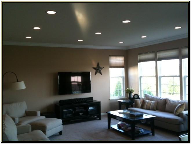 Best Recessed Lighting For Living Room