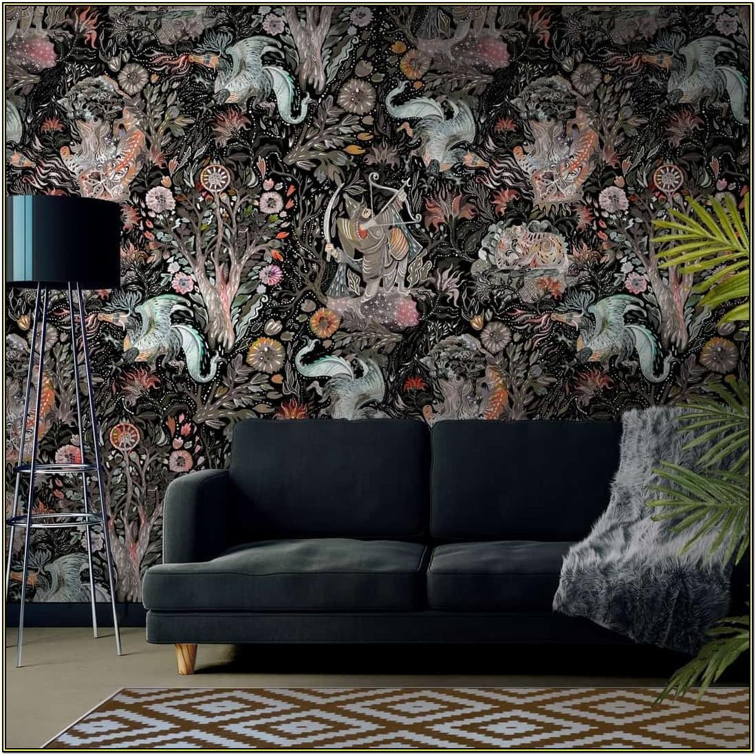 Best Wallpaper For Living Room 2020