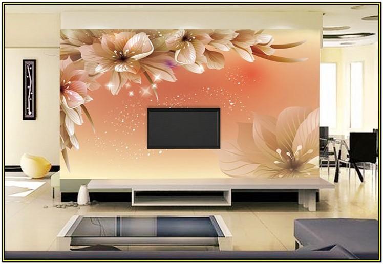 Best Wallpaper For Living Room In India