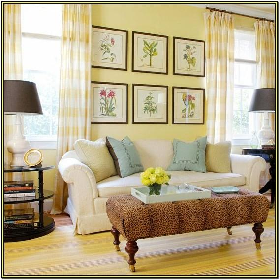 Better Homes And Gardens Living Room Furniture Yellow