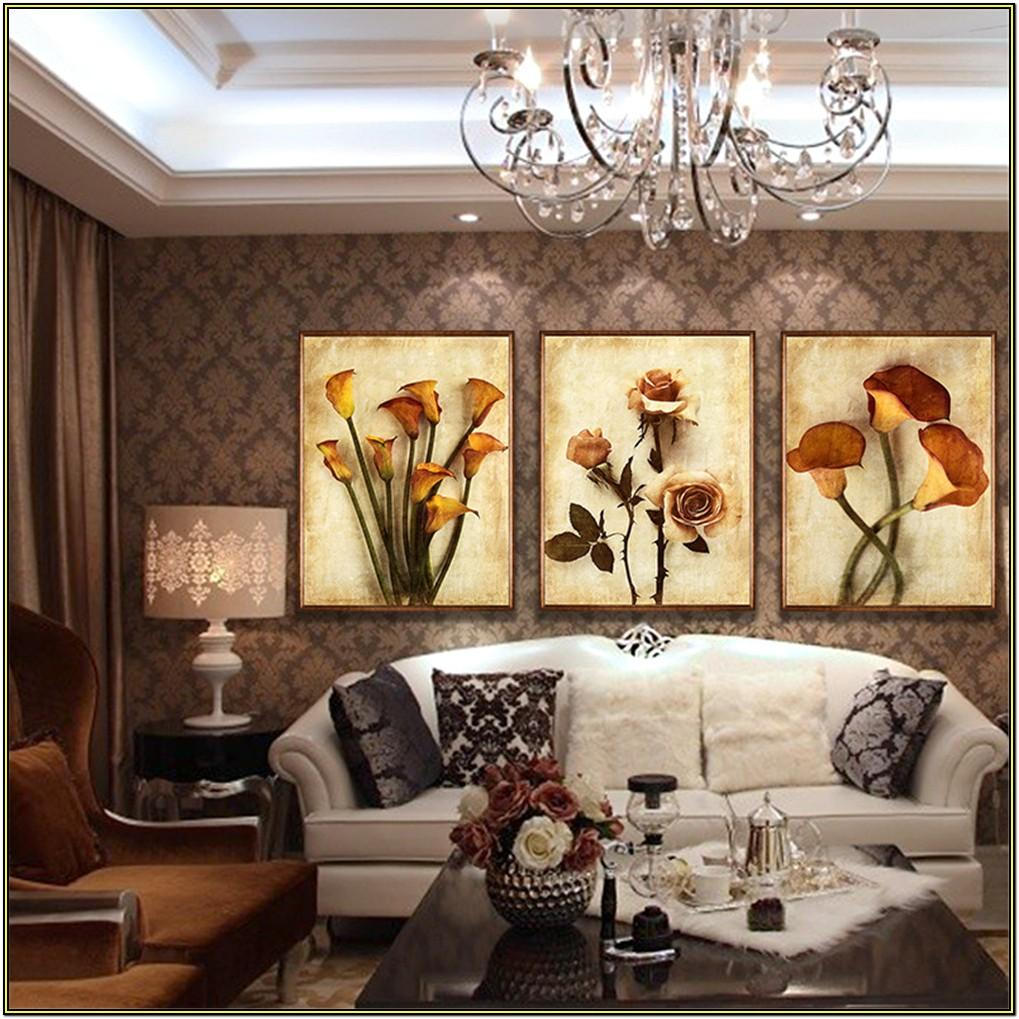 Big Art Pieces For Living Room