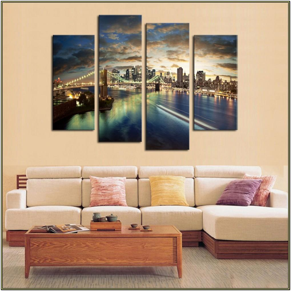 Big Canvas For Living Room