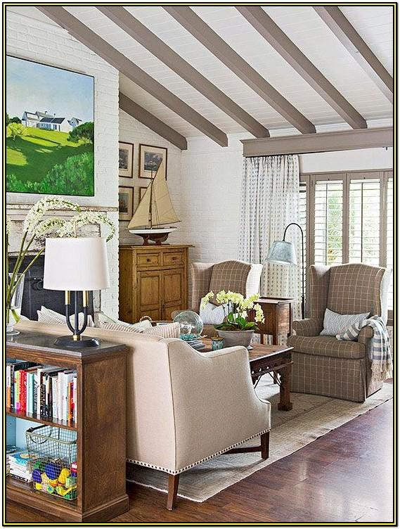 Big Living Room Furniture Layout