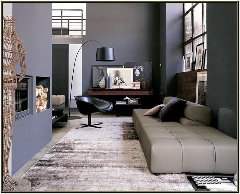 Black And Gray Living Room Decor