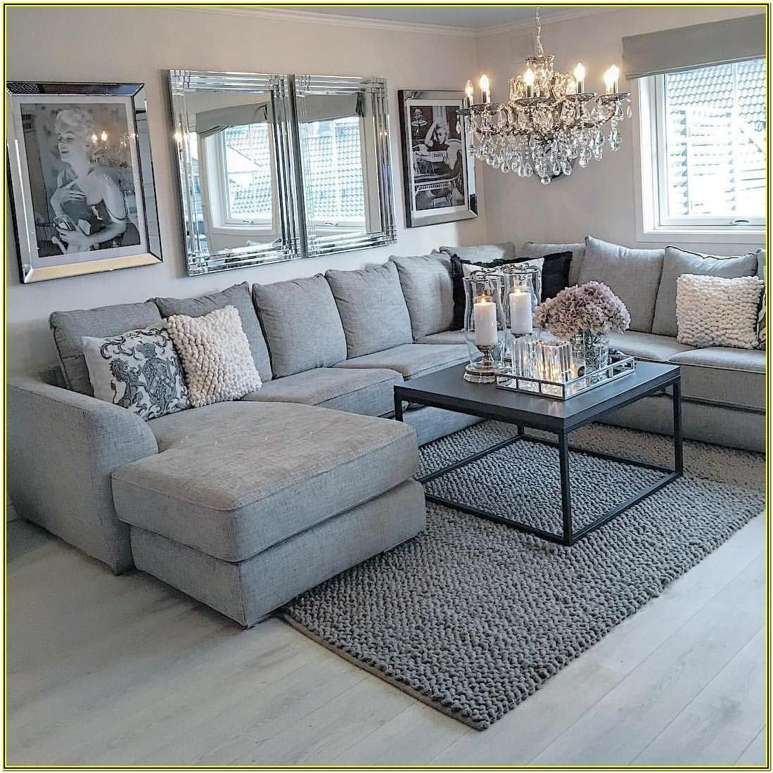 Black Corner Sofa Living Room Ideas